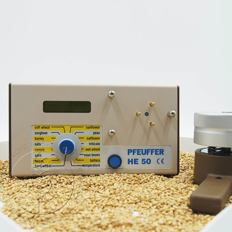 Pfeuffer HE-50 Moisture Meter