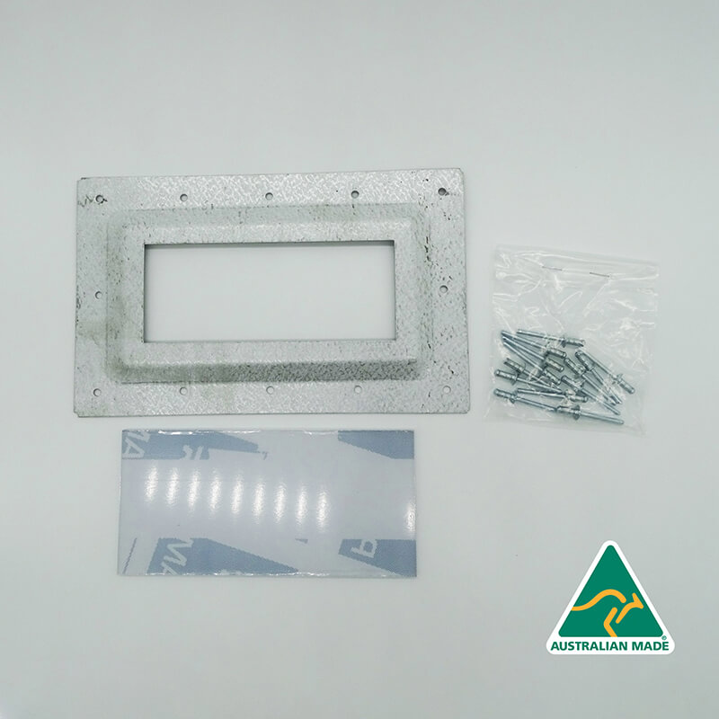Silo Sight Glass Kit