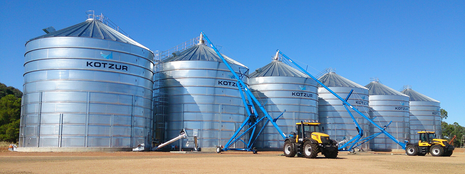 On-Ground Silos