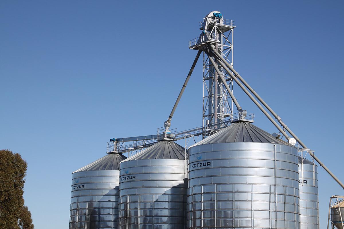 Grain Spouts & Spill Boxes