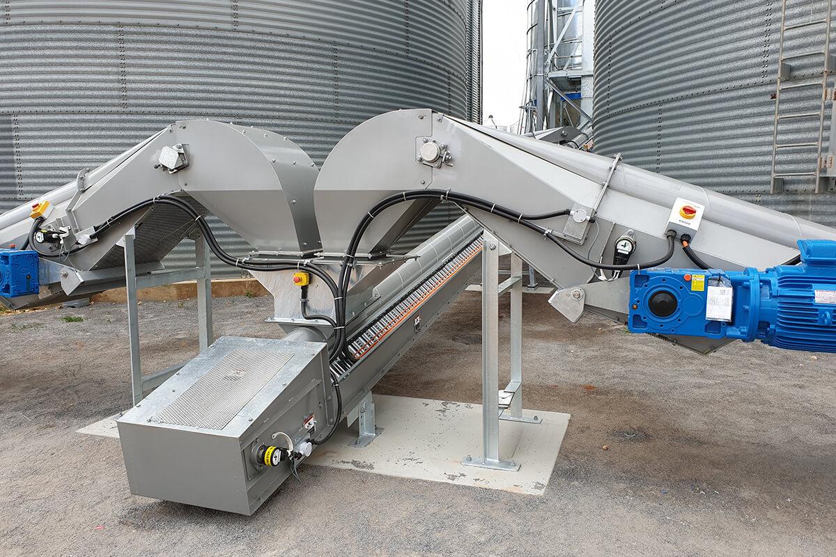 Tubular Belt Conveyors