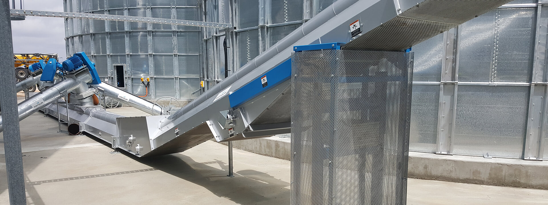 Tubular Belt Conveyors