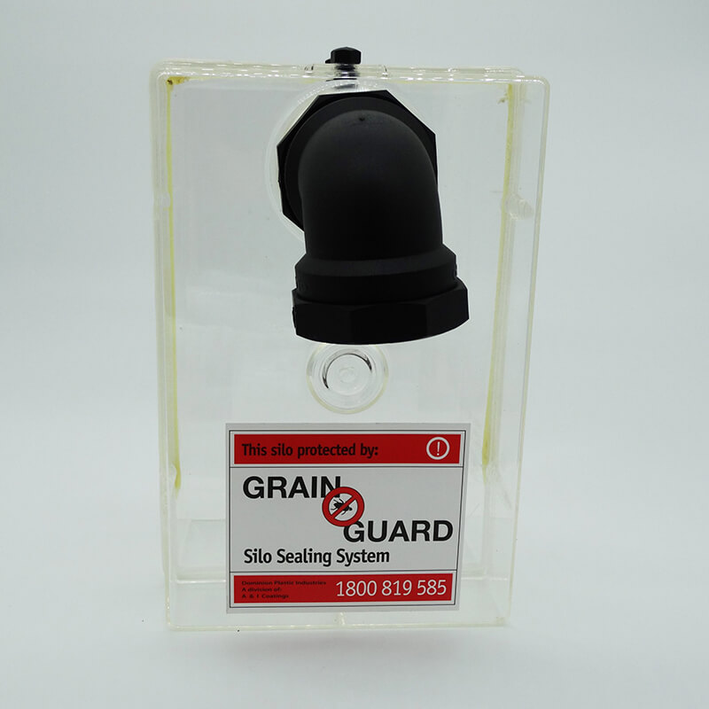 Grain Guard Silo Relief Valve – 50 MM