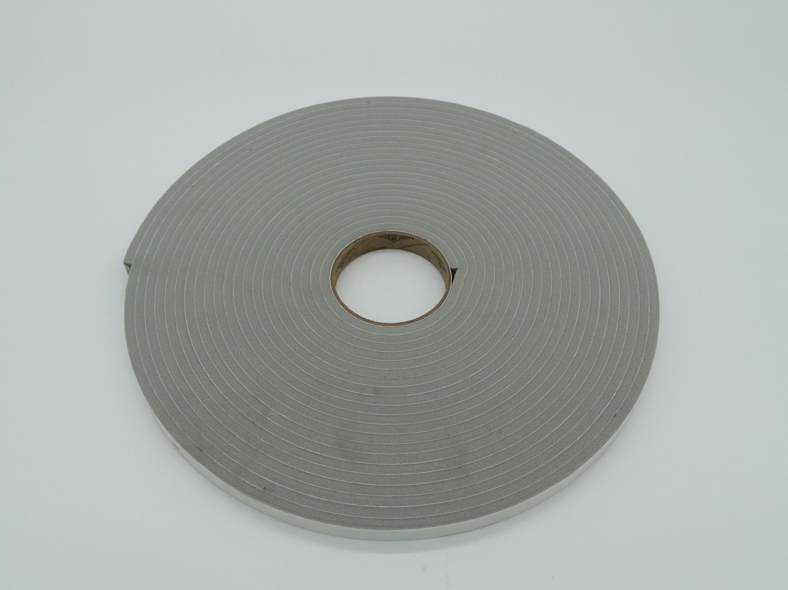 Sealing Tape: Foam sealing PVC, White – 15.2M
