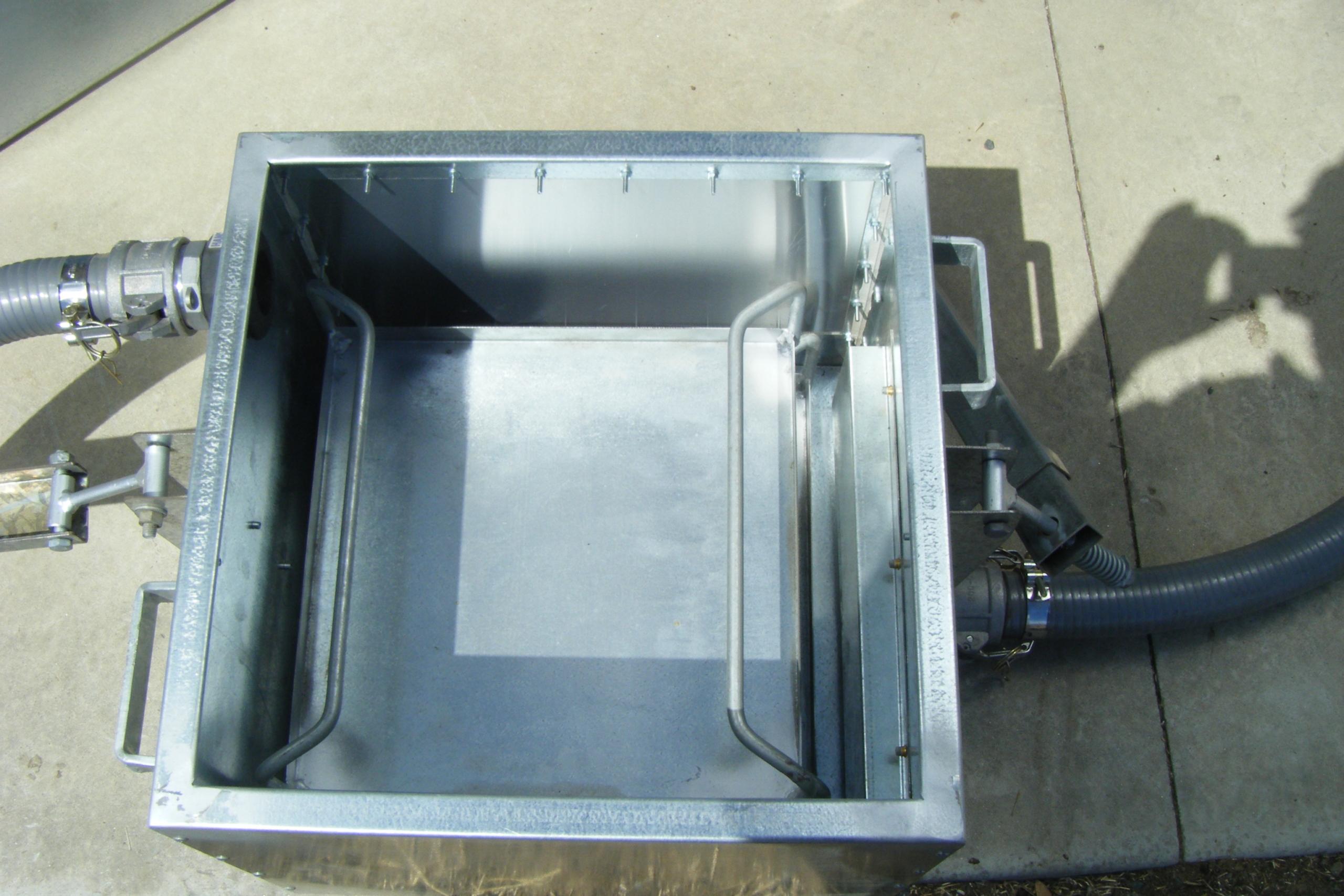 Fumigation Box – 2 Tray