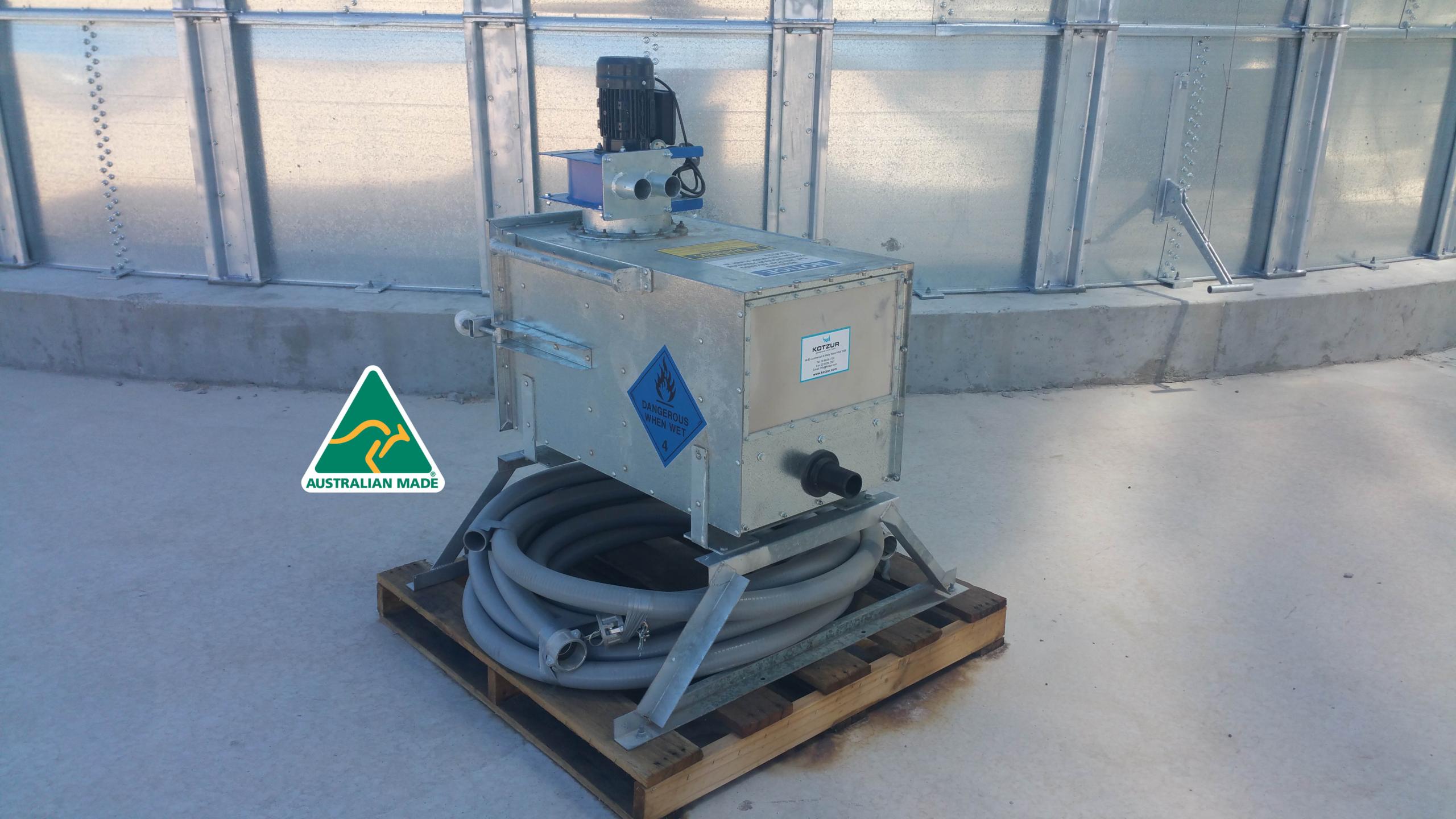 Fumigation Box – 4 Tray