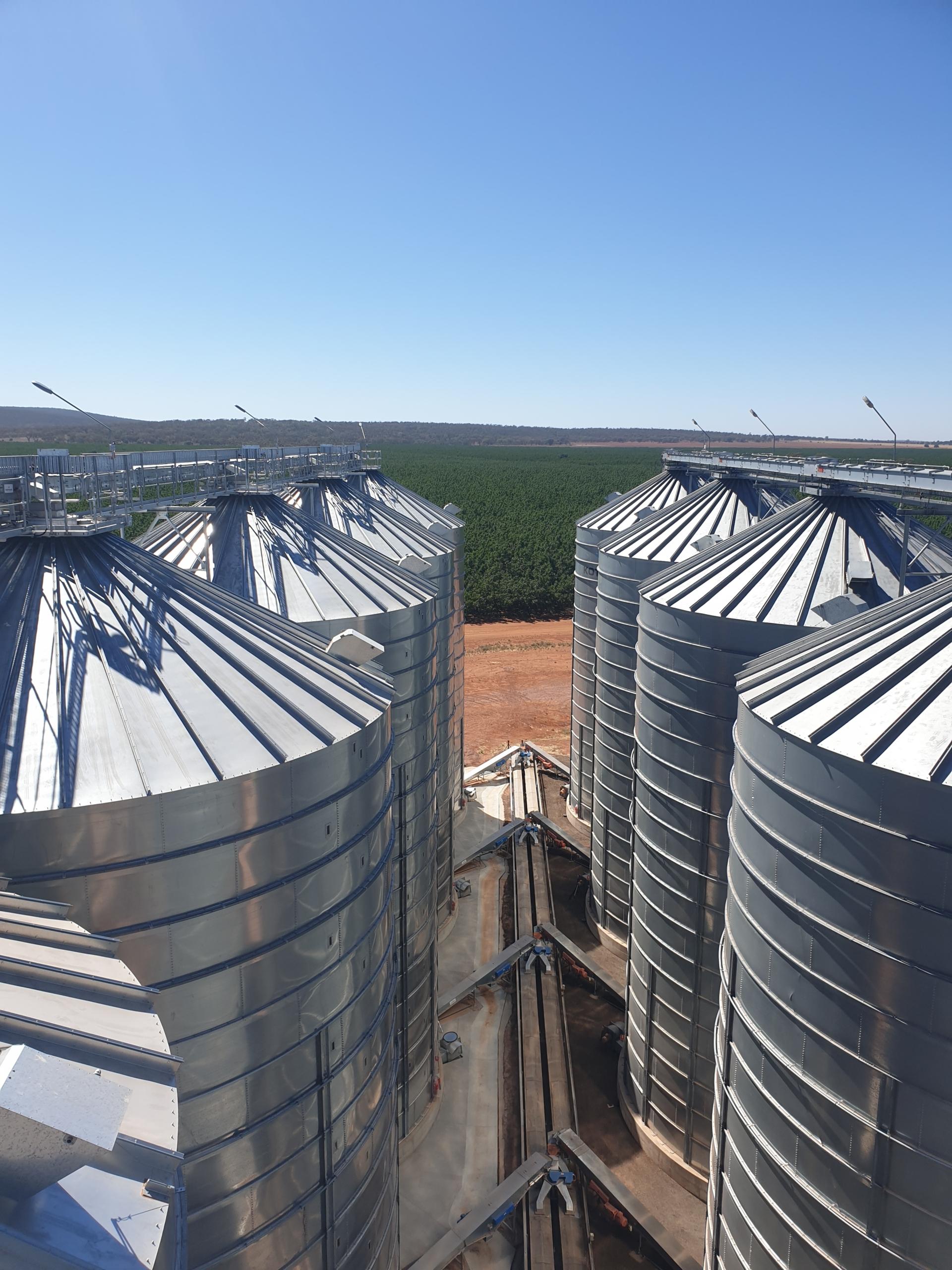 Walnut Storage Facility
